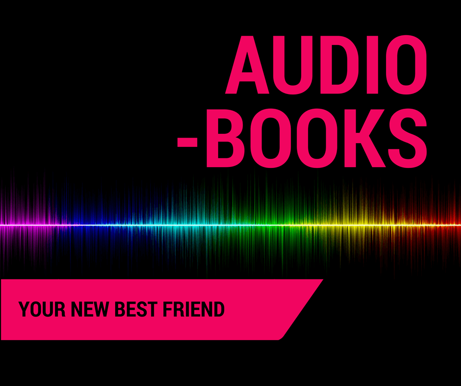 Business audiobooks - your new best friend!