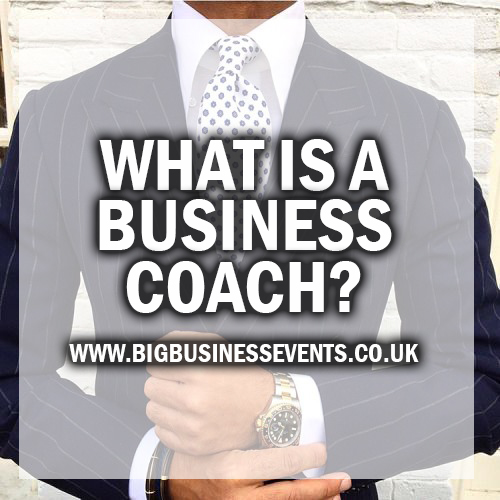What is a business coach?
