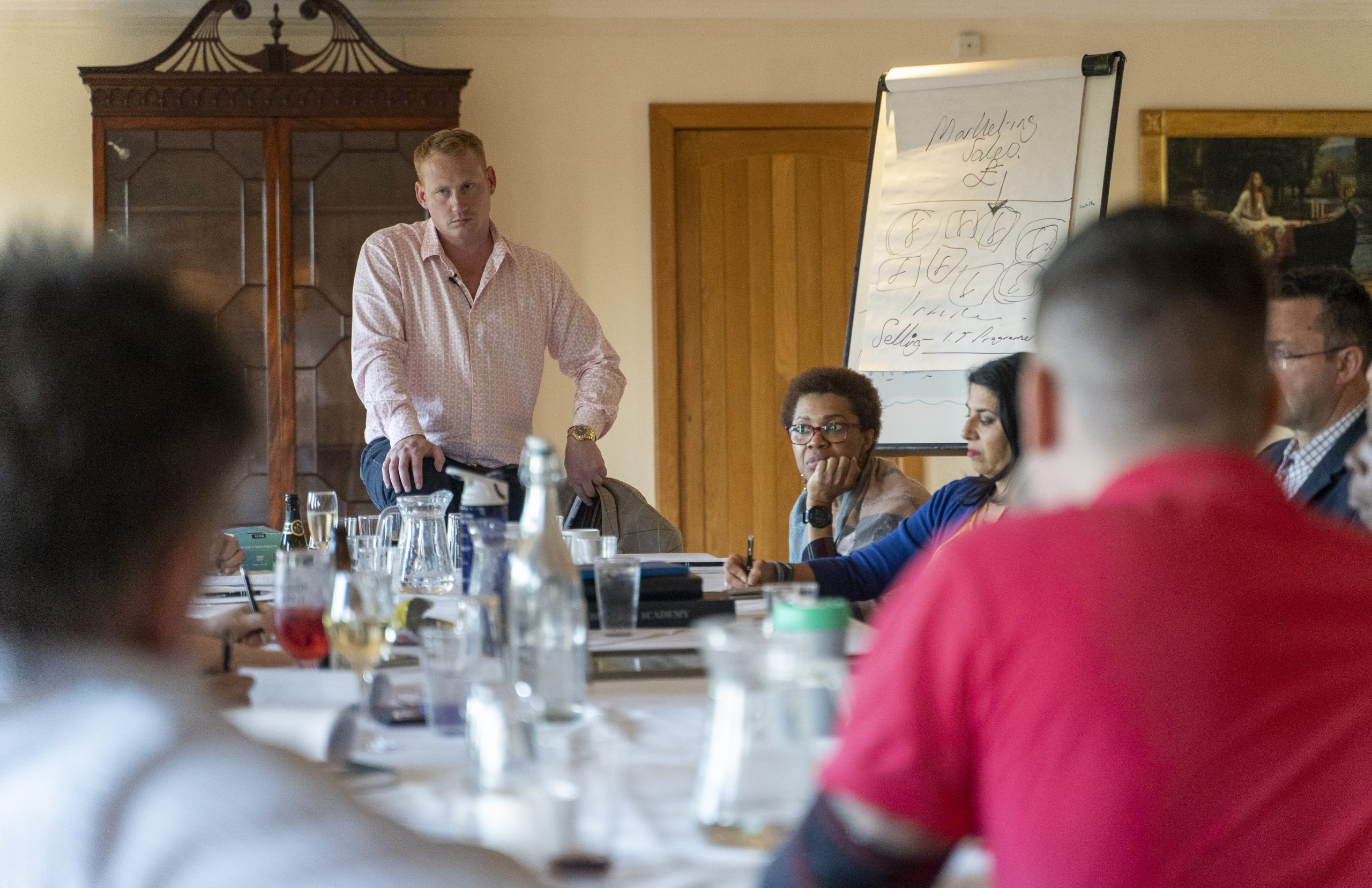 Discover 3 Key Benefits of Group Coaching Sessions with Adam Stott